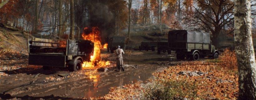 Battlefield 5: Overture-Update mit bis zu 50 Prozent mehr Raytracing-Fps