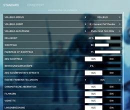 Battlefield V Grafikeinstellungen für Performance und Spielbarkeit optimieren.